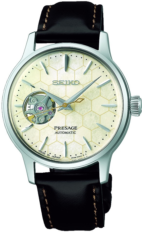 SEIKO Presage Cocktail Honeycomb Lady SSA781J1 Limited Edition