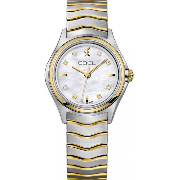 EBEL Wave Lady 30mm 1216197