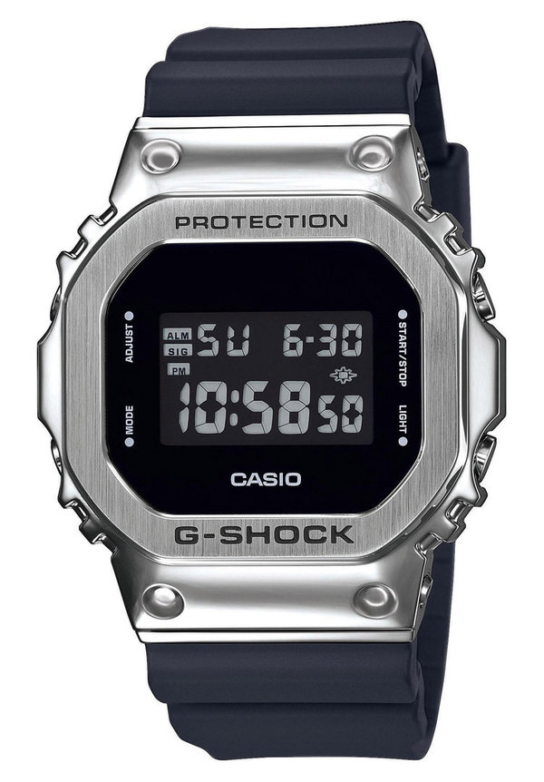 G-SHOCK G-STEEL GM-5600-1ER