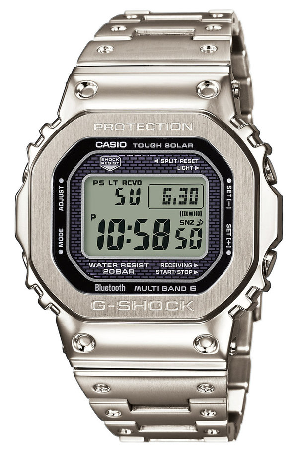 G-SHOCK G-STEEL Bluetooth® GMW-B5000D-1ER
