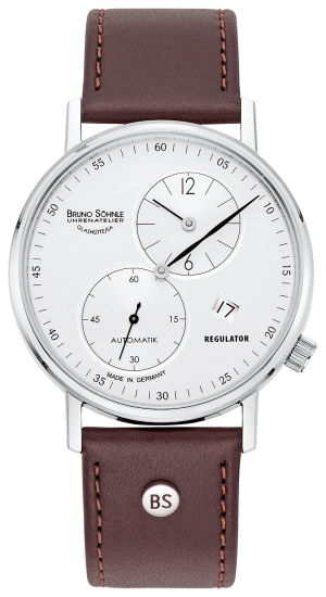 BRUNO SÖHNLE GLASHÜTTE/SA Rondo Regulator 17-12198-261