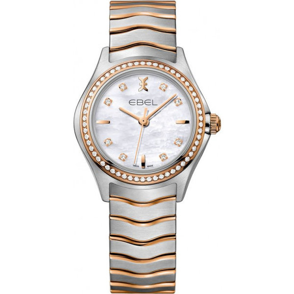 EBEL Wave Lady 30mm 1216325