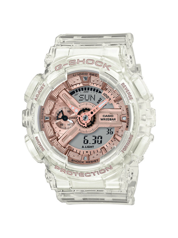G-SHOCK LADY transparent GMA-S110SR-7AER