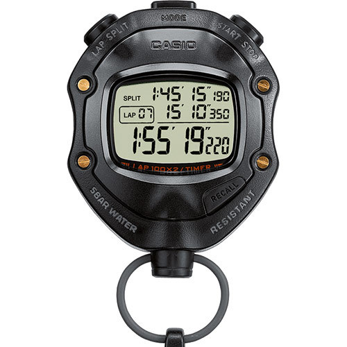 CASIO SPORTS STOPPUHR